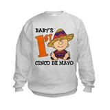 Babys First Cinco De Mayo Sweatshirt