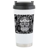 toon skull Travel Mug