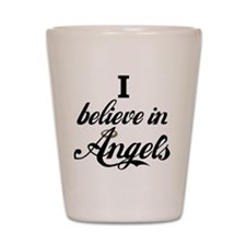 Funny Angel Shot Glass