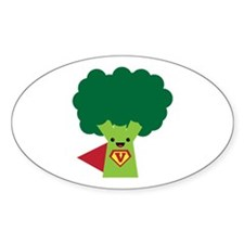 Super Broccoli Decal