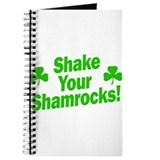 Shake Your Shamrocks Journal