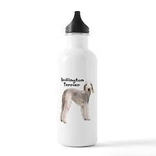 Bedlington Terrier Water Bottle