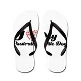 I love my Australian Cattle Flip Flops