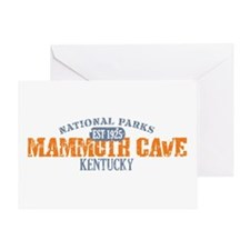 Mammoth Cave National Park KY Greeting Card