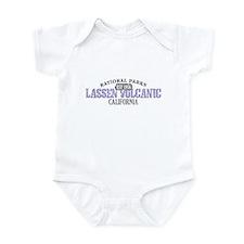Lassen Volcanic National Park Infant Bodysuit