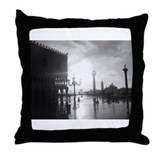 Cute St. marks square Throw Pillow