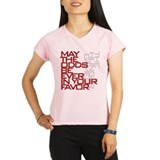 Hunger Games words Performance Dry T-Shirt