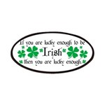 Luck of the Irish Patches