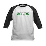Luck of the Irish Kids Baseball Jersey
