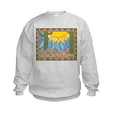 A is for Armadillo Sweatshirt