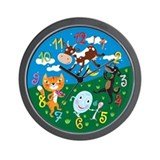 &quot;Hey Diddle Diddle&quot; Wall Clock