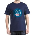 4 More Obama Dark T-Shirt