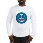4 More Obama Long Sleeve T-Shirt