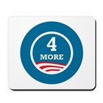 4 More Obama Mousepad