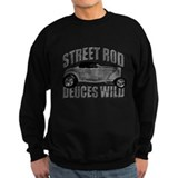 Deuces Wild 1932 Ford Roadste Sweatshirt
