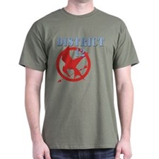 District 12 Hunger Games T-Shirt