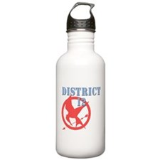 District 12 Hunger Games Water Bottle