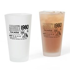 1980 Commemorative Drinking Glass