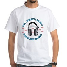 Headphones - What? Shirt
