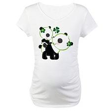 Irish Panda Bear Shamrock Shirt