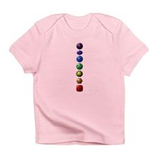 Cute Womans yoga Infant T-Shirt