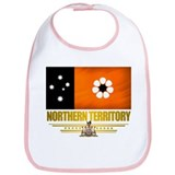 &quot;Northern Territory Flag&quot; Bib