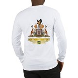 """Northern Territory COA"" Long Sleeve T-S"