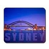 Cute Sydney Mousepad