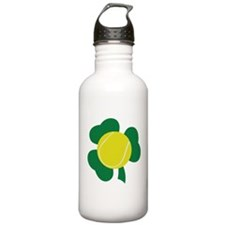 Irish Tennis Shamrock Water Bottle