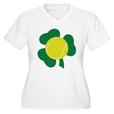 Irish Tennis Shamrock T-Shirt