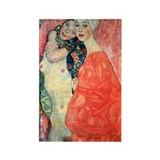 Klimt Magnets Rectangle Magnet
