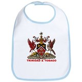 Trinidad Coat of Arms Bib