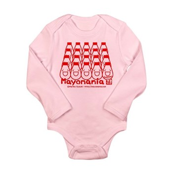 Full Mayota Baby Bodysuit