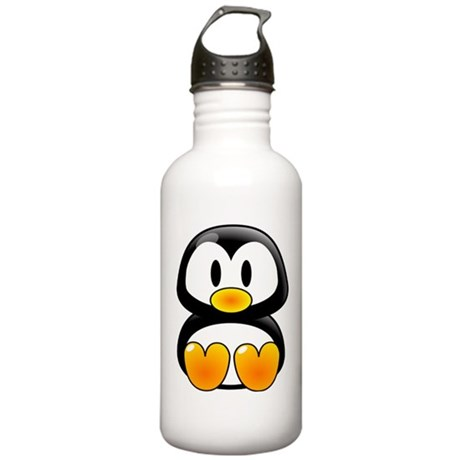 Baby Penguin Stainless Water Bottle 1.0L