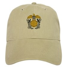 NOAA Commissioned Officer Corps<BR> Khaki Baseball Cap 2