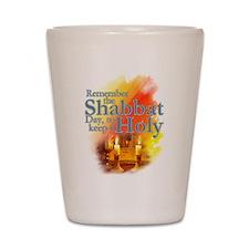 Shabbat Day: Shot Glass
