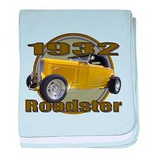 1932 Ford Roadster Banana Spl baby blanket