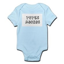 Totes Adorbs Infant Bodysuit