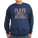 PLAYS Jack Russells Sweatshirt