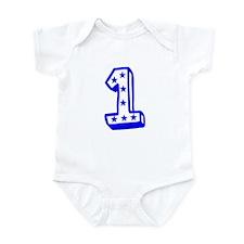 Happy 1st First Birthday Infant Bodysuit