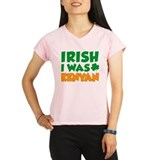 Irish I Was Kenyan Performance Dry T-Shirt