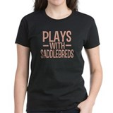 PLAYS Saddlebreds Tee