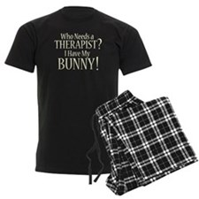 THERAPIST Bunny Pajamas