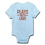 PLAYS Labs  Baby Onesie