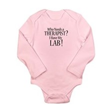 THERAPIST Lab Onesie Romper Suit