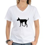 Dane silhouette T-Shirt