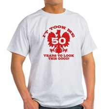50th Birthday Polish T-Shirt