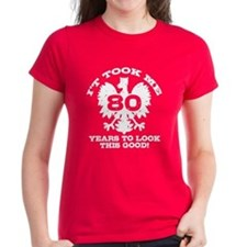 80th Birthday Polish Tee