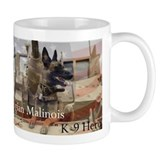 K-9 Hero Small Mug