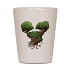 The Dryad Clump Shot Glass